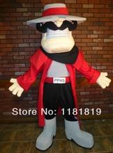 MASCOT Rebel Port Perry HS Mascot costume custom fancy costume cosplay kits mascotte fancy dress carnival costume
