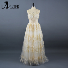LAIPUTER Romantic A-line Dresses 2017 Prom Dress