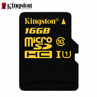 Original Kingston Micro SD Card 16GB 32GB 64GB Memory Card Class 10 SDHC SDXC UHS I
