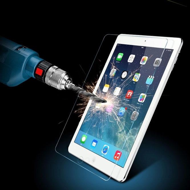 New Tempered Glass For Apple iPad 2 3 4/Pro 9.7/Air1 Air2 /Mini1 Mini2 Mini3 Mini4 Screen Protector 9H Toughened Protective Film milo new edition third generation high quality premium tempered glass screen protector for ipad mini