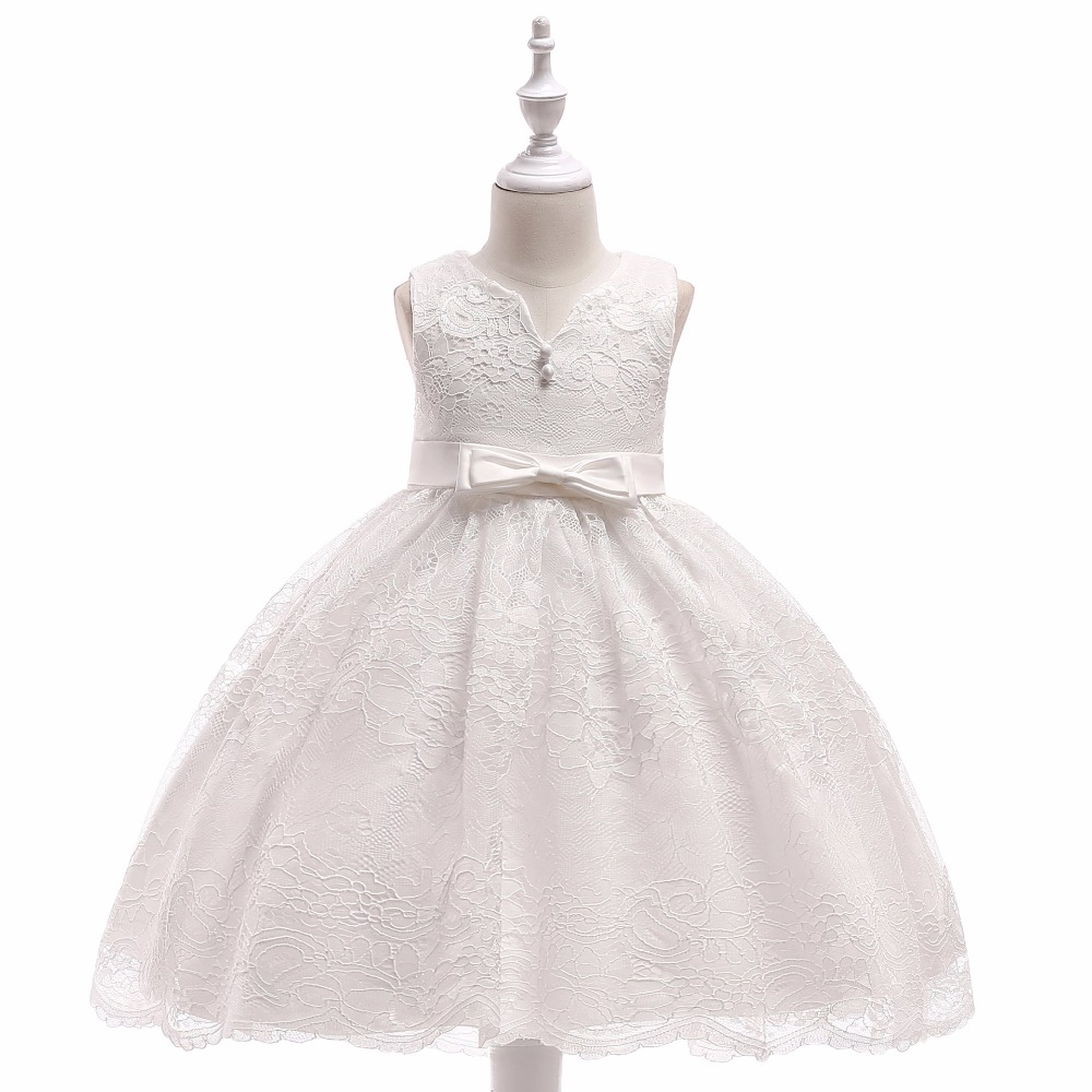 New Arrival Cheap Sleeveless Little Girls Pageant Dress Kids Evening