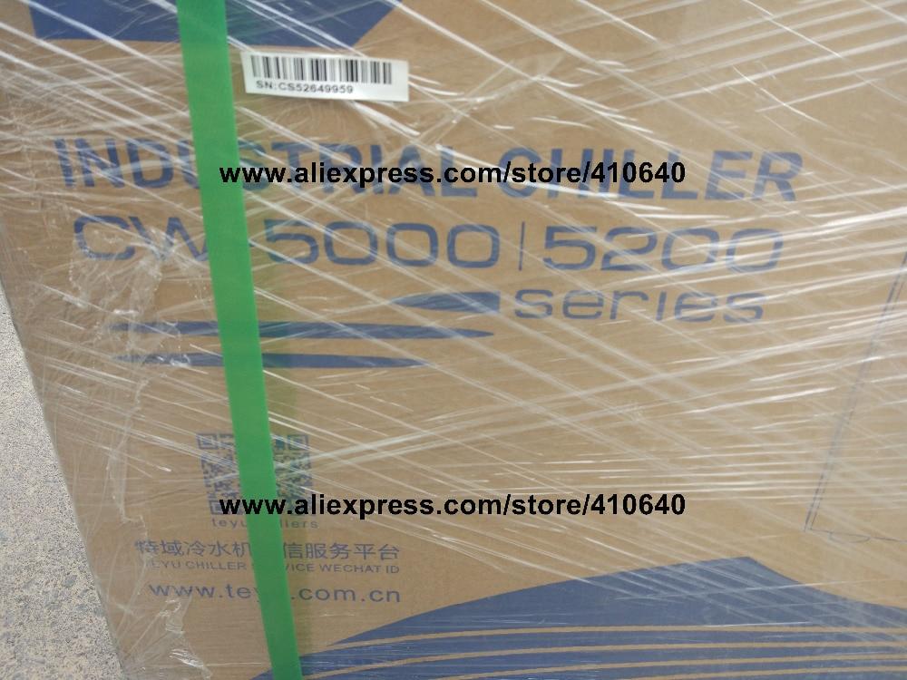 CW-5300AI Chiller Industrial Para A Máquina A Laser 1800 W capacidade de refrigeração TEMPO de VIDA MAIS LONGO CW-5200 refrigerador para o equipamento a laser