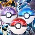 Настоящее 6000 мАч Magic Ball Power Bank Портативный Покемонов Go Зарядное Внешняя Батарея Резервного Питания Банка