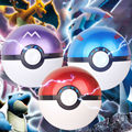 Verdadeiro 6000 mAh Magic Ball Pokemons Go Carregador de Emergência De Bateria Externa Banco de Potência Portátil Banco de Energia Em Espera