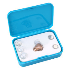 V188 Batteries Hearing Aid Best Sound Amplifier Adjustable digital Hear Care