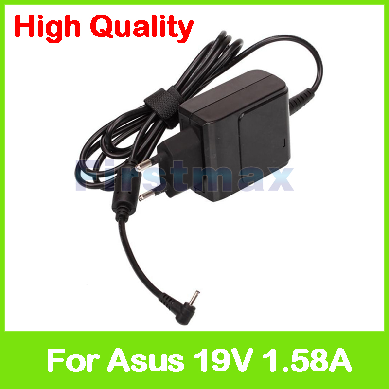 19V 1.58A AC Power Adapter Charger For ASUS Eeepc X101CH 1001PXD 1015BM AD82000 AD82030 AD820M0 EXA1004EH EU Plug