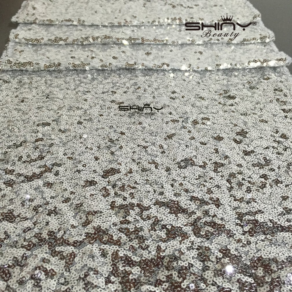 spark silver sequin table runner choose your size wholesale silver sequin table cloths sequin linens for weddingevents decor