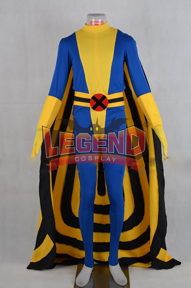 X-Men Banshee Cosplay costume jumpsuit outfit custom made