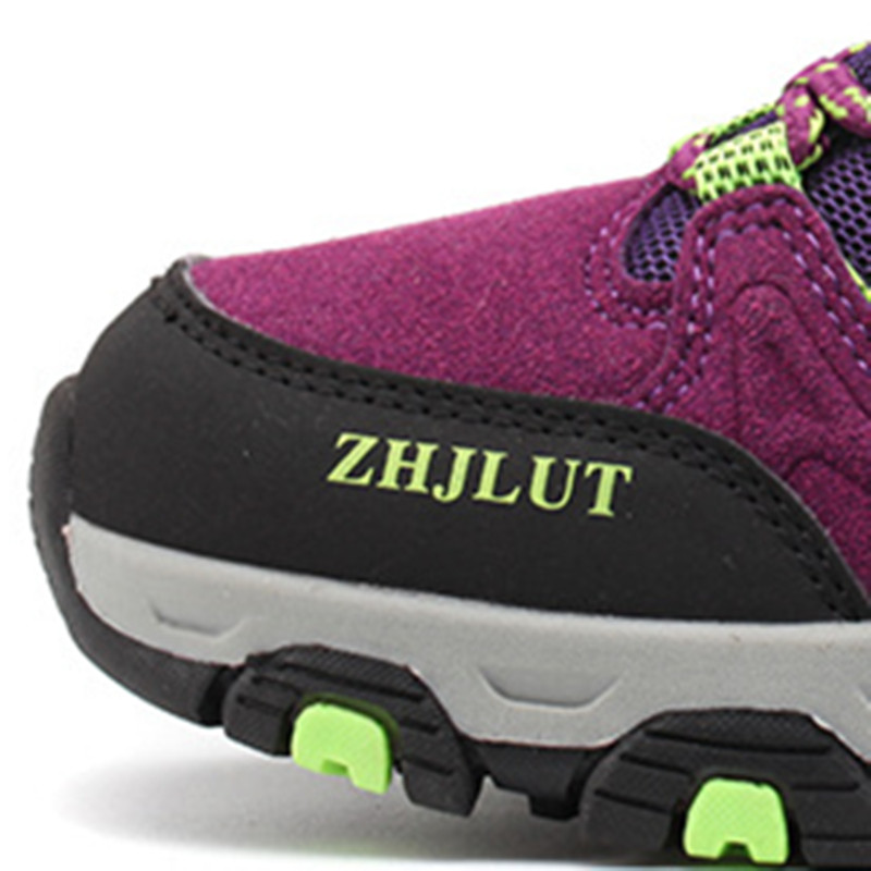 Frauen Wanderschuhe Outdoor Wanderschuhe Jogging Trekking Stiefel Bergsteigen Reise Sport Schuhe Weibliche Turnschuhe Athletisch