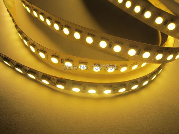 28.8W / M 12MM PCB CE ROHS 5050 LED շերտով 120leds / M 600leds - LED լուսավորություն - Լուսանկար 2