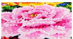 Image 5 - QIANZEHUI,DIY 5D Европейская мечта, круглые алмазы, полная стразы, алмазная живопись, вышивка крестиком, рукоделие