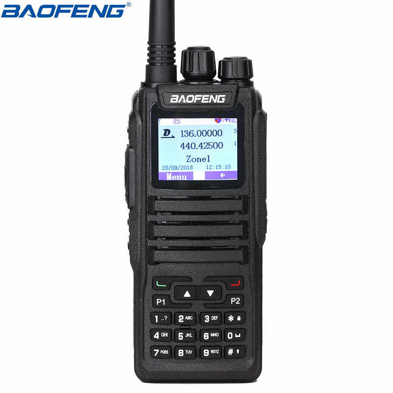 2019 Baofeng DM-1701 Dual Band Dual Time Slot DMR Digital/Analog 3000  Channel DMR Repeater SMS Compatible With Motorola Tier 1&2