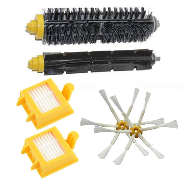 Nuevo cepillo de repuesto para iRobot Roomba 700 Series 760 790 780 770 piezas de accesorios de aspiradora