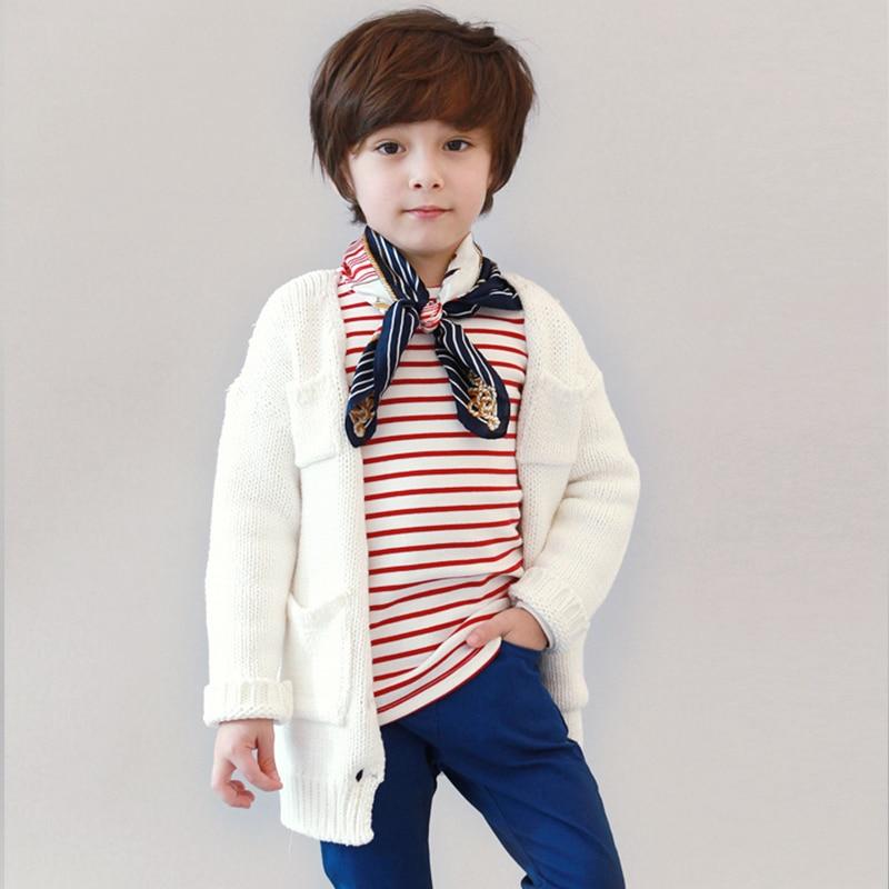 2017 Summer Kids Girls T-shirt Long Sleeve Striped Cotton T-shirts for Girl Children Fashion Tops Kids Baby Clothes Tshirt