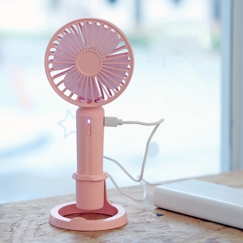Mini USB Fan Cooler Cooling Desk Mini Fan Portable Desk Mini Fan Super Mute Coolerfor Notebook Laptop Computer With Key Switch