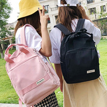 Multi-Function Shoulders Bag Backpack Women Adorable School Students Outdoor Travel Bags Young Girls