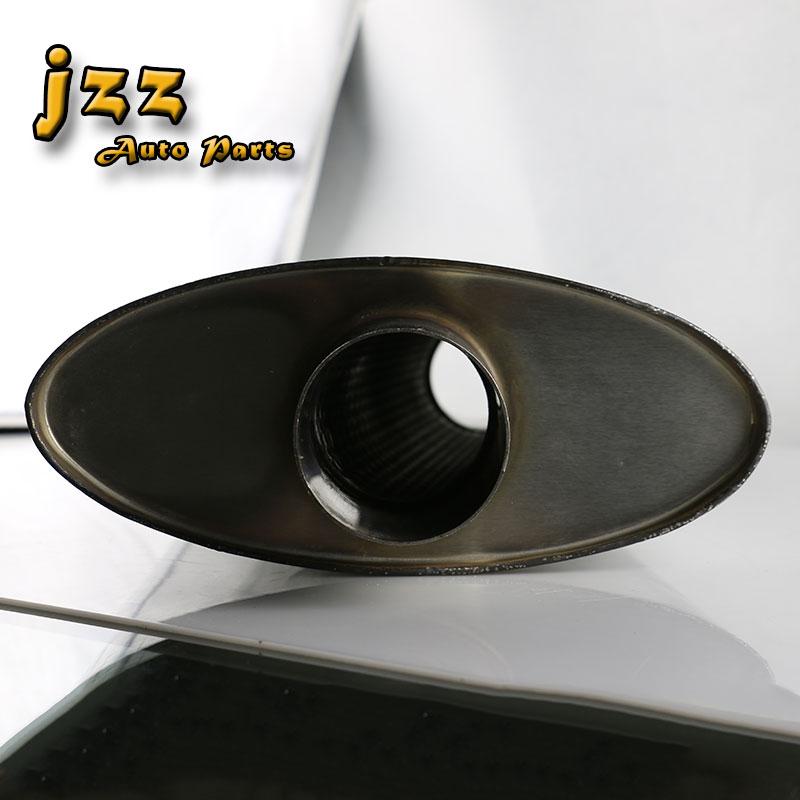 JZZ TURBO MUFFLER ID: 2.5