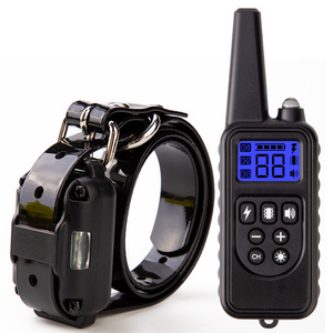Image 3 - 800m Electric Dog Training Collar Pet Remote Control Waterproof Rechargeable with LCD Display for All Size Shock Vibration Sound