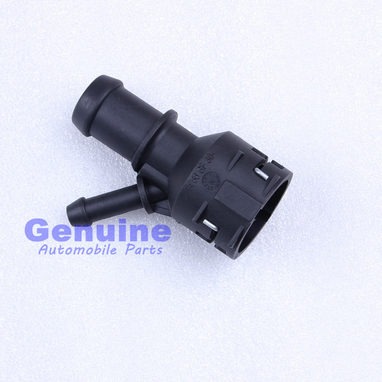 New Coolant Heater Hose Connector For Vw Jetta Golf Passat