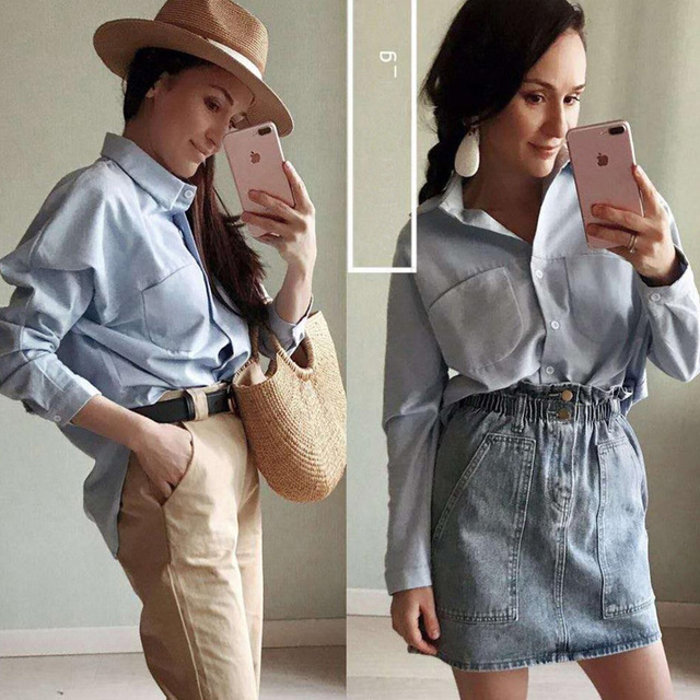 pantalones de cintura alta para damas
