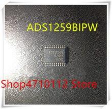 NEW 10PCS/LOT ADS1259BIPWR ADS1259BIPW ADS1259B ADS1259 TSSOP-20 IC