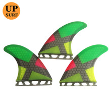 Future Fins Colorful Honeycomb SUP Board Fin Surf Quilhas
