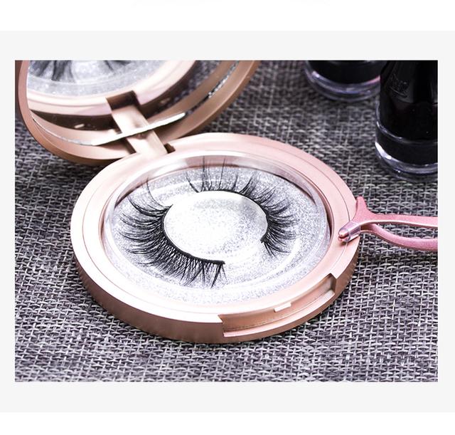 Magnetic Eyeliner And Lashes Set