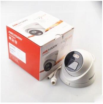 Hikvision polychrome EZVIZ Version chinoise DS-2CD3347DWD-L 4MP H.265 POE IP dôme caméra prise en charge ONVIF IP67 étanche en plein air