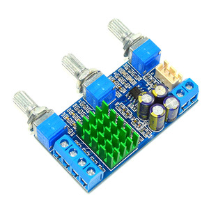 Image 5 - Kaolanhon 50W+50W Home audio dual channel high power digital amplifier board TPA3116 with tone amplifier board