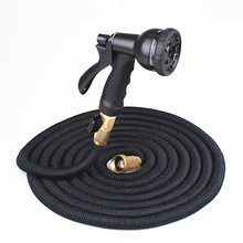 цена на Hose- Pipe 25FT-100FT Garden Hose Expandable Flexible Water Hose Plastic Hose,High pressure car washing and gardening water pipe