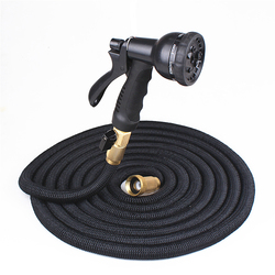 Hose- Pipe 25FT-100FT Garden Hose Expandable Flexible Water Hose Plastic Hose,High pressure car washing and gardening water pipe
