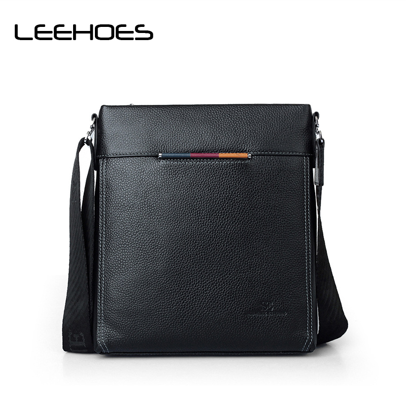 Male Shoulder Bags Genuine Leather Multifunction Men Crossbody Bag Vertical Square Casual Men Handbags Cowhide Messenger Bags genuine leather bag men messenger bags casual multifunction shoulder crossbody bags handbags men leather bag