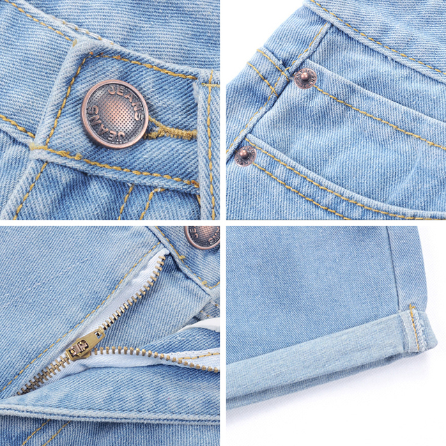 Women's Stylish Denim Shorts