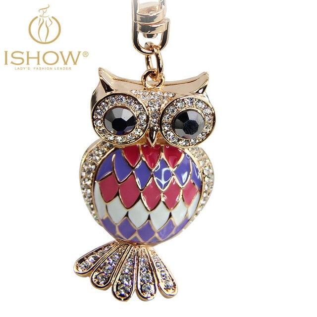 New  magic owl keychain llaveros mujer keychian llavero star wars friendship key chain for woman jewelry gift car keychains