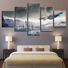 Movie Star Wars Aircraf Posters HD Canvas Painting Prints Living Room Home Decoration Modern Wall Art Oil Pictures