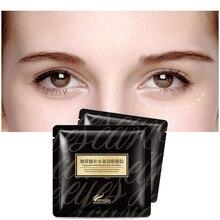 10PCS New BIOAQUA Hyaluronic Acid Moisturizing Eye Mask For The Eye Anti-Wrinkle Remove Black Eye