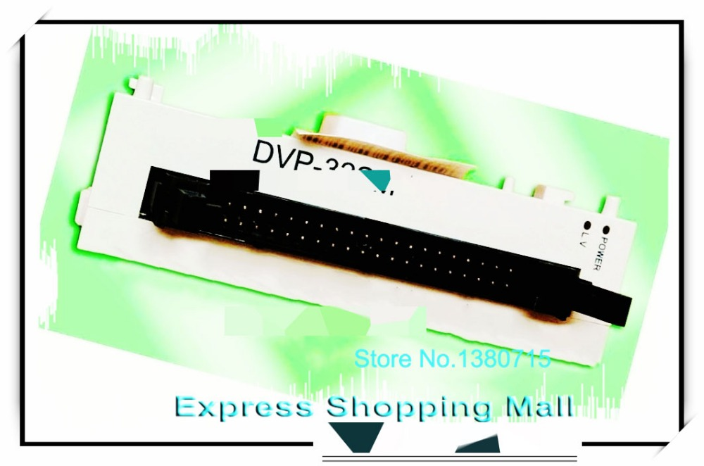 New Original DVP32SM11N DC24V PLC 32DI Module