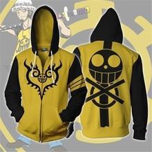 Luffy One Piece  Hoodie Jacket  3d Print Hoodie