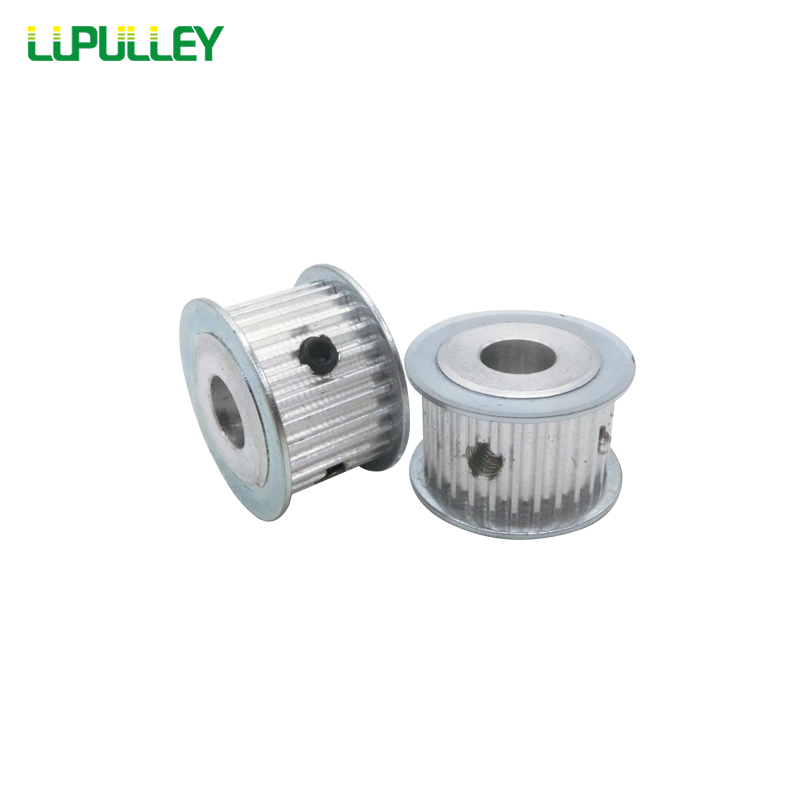 LUPULLEY 3M 20T Timing Pulley Belt HTD 20 Tooth Wheel for 15mm Timing Belt Width Inner Bore 4mm/5mm/6mm/6.35mm/8mm/12mm цена