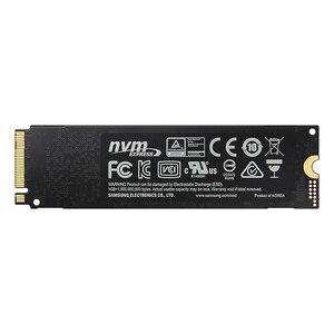 Image 3 - سامسونج 970 EVO PLUS M.2 SSD 250GB 500GB 1 تيرا بايت nvme pcie الداخلية أقراص بحالة صلبة HDD القرص الصلب بوصة كمبيوتر محمول حاسوب شخصي مكتبي القرص