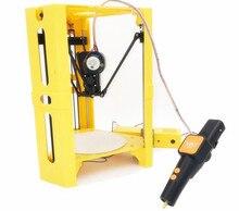 Высокая точность мини стол Delta 3D-принтеры + 3D Pen Set Руководство DIY Kit коссель Delta SD карты и нити для Бесплатная