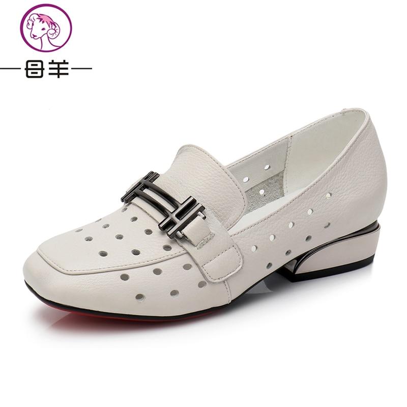 МУИАНГ прољеће Нове модне женске - Женске ципеле
