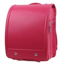 2019 Japanese Unisex Pu Leather Backpack Schoolbags For Teenage Boys Girls Kids Bags Woman Backpacks Women Male Mochila