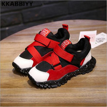 Children Shoes Racing Style Boys Breathable for Little Kids Sneakers Autumn