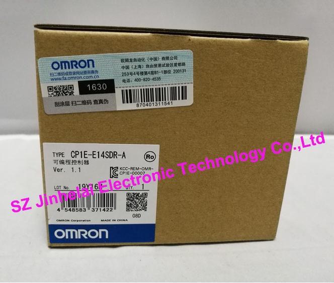 New and original CP1E-E14SDR-A   OMRON PLC