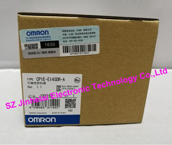 все цены на New and original CP1E-E14SDR-A   OMRON PLC онлайн