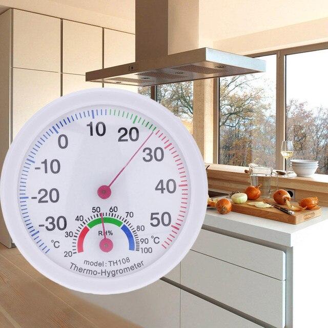 2019 di Modo Di Coperta Outdoor di Temperatura del Termometro del Tester Igromet