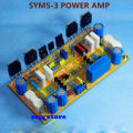 DIY Mono Classic Symasym5-3 Discrete Power amplifier kit 200W AMP Kit