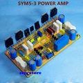 DIY Mono Classic Symasym5-3 Discrete Power amplifier kit 200W AMP Kit