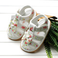 New Arrive Summer Baby Sandals Baby Shoes Baby Girls Flower Cute Sandals